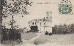 Château du Ricoudet 1902