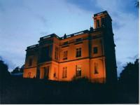 Le château du Ricoudet  la nuit