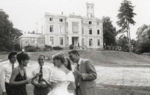 Un beau mariage au Ricoudet